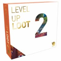 Renegade Game Studios REN2046 No.2 Level Up Loot Clearance Organized Play Box