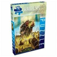 Renegade Game Studios REN2149 Raiders of the North Sea Puzzle - 1000 Piece - 1