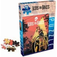 Renegade Game Studios REN2153 Kids on Bikes Puzzle - 1000 Piece