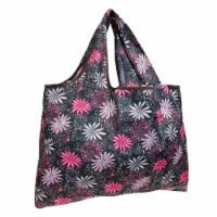 Wrapables Large Nylon Reusable Shopping Bag, Mystique - 1