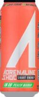 Adrenaline Shoc Peach Mango Smart Energy Drink