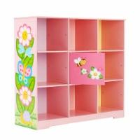 Fantasy Fields Magic Garden Adjustable Cube Bookshelf TD-13210B - 1
