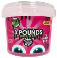 Compound Kings Oddly Satisfying Squishy Like Slime - Pink