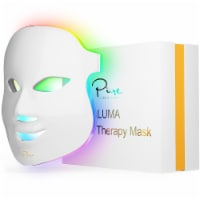 Luma LED Skin Therapy Mask - Home Skin Rejuvenation & Anti-Aging Light Therapy - 1
