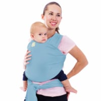 Baby Wrap Carrier (Baby Blue)
