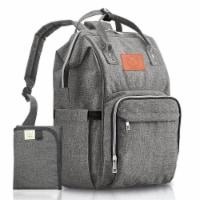 Original Diaper Backpack (Classic Gray)