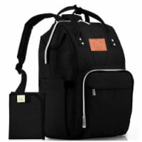 Original Diaper Backpack (Trendy Black)