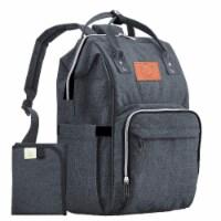 Original Diaper Backpack (Mystic Gray)