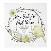 Baby First Years Memory Book (Wonderland)