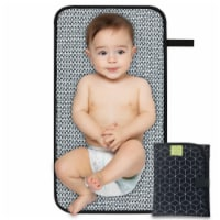 Swift Diaper Changing Pad (Black Geo)