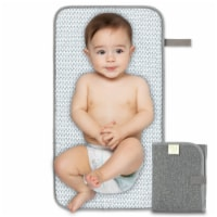 Swift Diaper Changing Pad (Classic Gray)