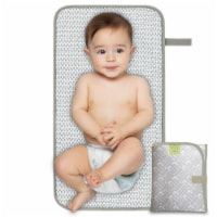 SWIFT Diaper Changing Mat (Gray Mod) - 1