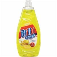 Brillo Basics 24 Oz. Liquid Dish Soap BB-28091 Pack of 12 - 24 Oz.