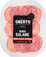 Oberto Genoa Salame - 3.5 oz