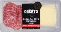 Oberto Parma Salame & Fontinello Cheese - 2.5 oz
