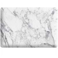 iBenzer Laptop Computer Case for MacBook Air - White Marble