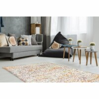 L Baiet RY829M26 Paige Traditional Rug, Multi Color - 2 x 6 ft.
