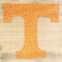 Tennessee Volunteers Team Pride String Art Craft Kit - 1 ct