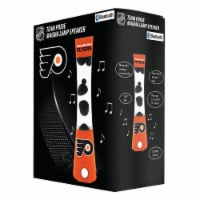 NHL Philadelphia Flyers Team Pride Magma Lamp Speaker - 1 ct
