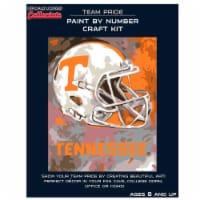 Tennessee Volunteers Team Pride Paint by Number Craft Kit - 1 ct