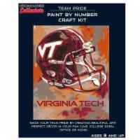 Virginia Tech Hokies Team Pride Paint by Number Craft Kit - 1 ct