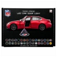 NFL Kansas City Chiefs Team Pride LED Car Door Light - 1 ct