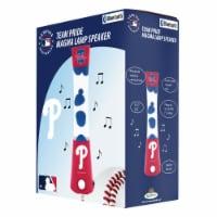 Philadelphia Phillies Team Pride Magma Lamp Speaker - 1 ct