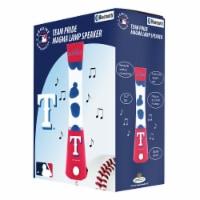 Texas Rangers Team Pride Magma Lamp Speaker