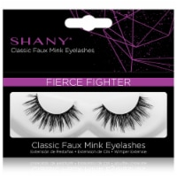 SHANY Faux Mink Eyelashes - FIERCE FIGHTER - 1 Each