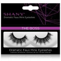 SHANY Classic Faux Mink Eyelashes - THE BOSS - 1 Each