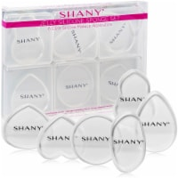 SHANY Stay Jelly Silicone Makeup Blender Sponge Set - 1 Each