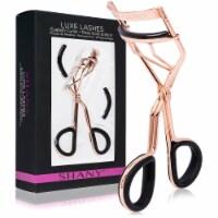 SHANY Luxe Lashes Eyelash Curler - Rose Gold - 1 Each