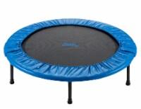 "40"" Mini Round Foldable Rebounder Fitness Trampoline"