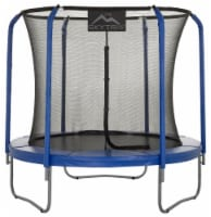 Upper Bounce Skytric Trampoline with Top Ring Enclosure System