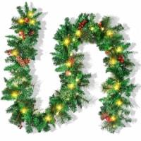 Joyin Deluxe Christmas Garland