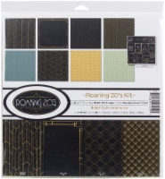 Reminisce Collection Kit 12 X12 -Roaring 20's - 1