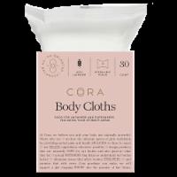 Cora Body Cloths - 30 ct