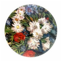 Vibhsa Designer Flower Delight Tea Coasters