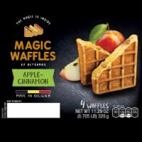 Betramos Apple Cinnamon Magic Waffle