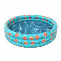 PoolCandy Grapefruit Sunning Pool - 1 ct