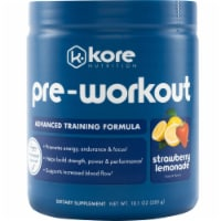 Kore Nutrition Strawberry Lemonade Pre-Workout Supplement