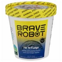 Brave Robot PB 'N Fudge Animal-Free Ice Cream - 14 fl oz