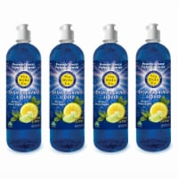 The Ohso Co. 33.8oz Dish Soap - Lemon Lime - 4