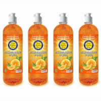 The Ohso Co. 33.8oz Dish Soap - Orange Blossom - 4