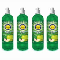 The Ohso Co. 33.8oz Dish Soap - Green Apple