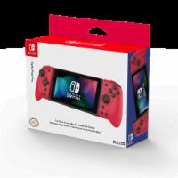 Hori Split Pad Pro Full-Size Controller for Handheld Model Nintendo Switch - Red