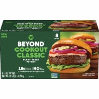 Beyond Meat Cookout Classic Plant-Based Burger Patties