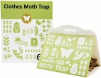 Clothes Moth Traps with Premium Pheromone Attractant |Non-Toxic Safe No Insecticides 6 PKS - 6 units