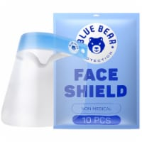 Face Shield 10-Pack - 10