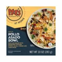 Moe's Pollo Asado Bowl Frozen Meal - 10 oz